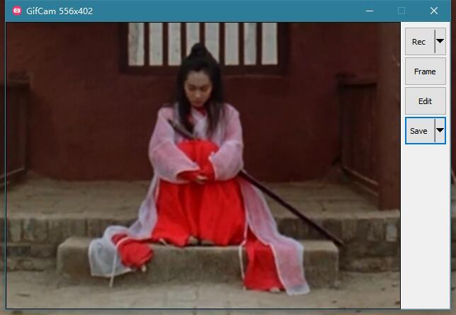 GifCam - 像拍视频一样截取GIF动画