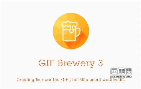 GIF Brewery 3 - macOS 平台的 gif 动图录制工具