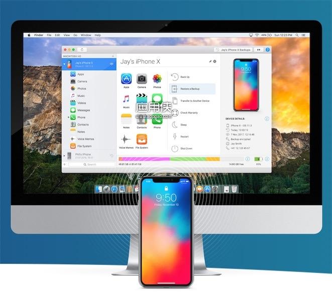 iMazing - 比 iTunes 好用很多的 iOS 设备管理软件